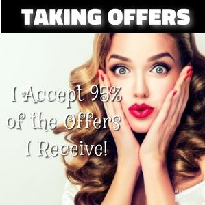 🛍️ Make Me an Offer - Accepting Most Offers 🦄